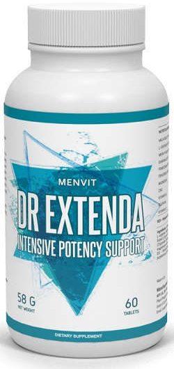 DR EXTENDA – Potenciální problémy skončí a sexuální život nabude nových barev!