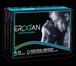 Το EROGAN θα κάνει το σεξ σας να διαρκέσει για μεγάλο χρονικό διάστημα και θα μεταβείτε σε υψηλότερο επίπεδο απόλαυσης!