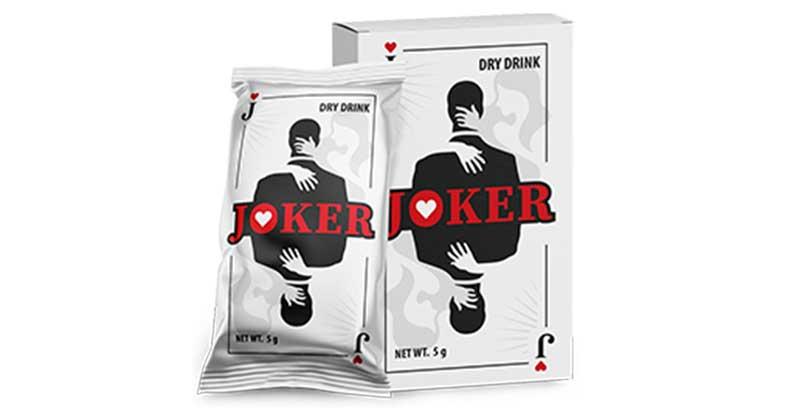 JOKER – για να μπορείτε να είστε σίγουροι! Η σεξουαλική σας ζώνη σίγουρα θα βελτιωθεί!