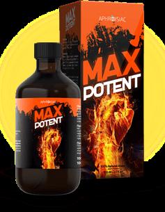 MAX POTENT – so sexuálnym životom sa vráti na správnu stopu! Užijete si sex bez potešenia!